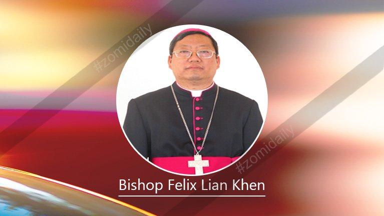 Paisan pawi ~ Bishop Lian Khen