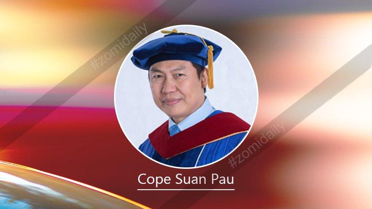 Korea Gam le Mi te: Zomi khat ii muhna pan (2) ~ Cope Suan Pau