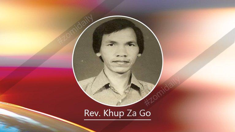 Lai tawh kisai sepna ~ Rev. Khup Za Go