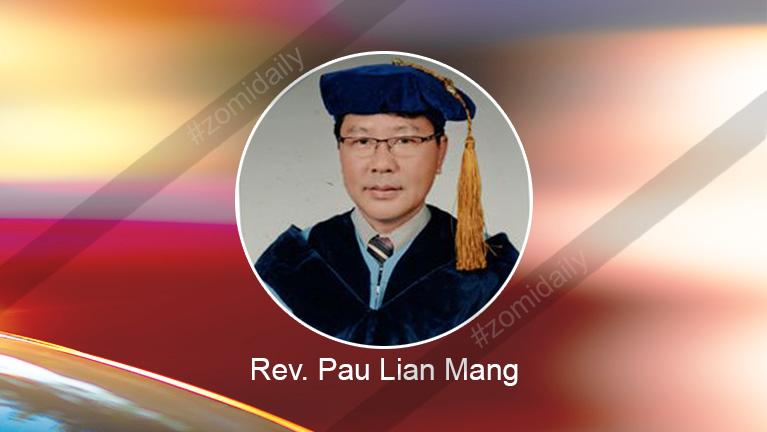 """Zomi Literature: Khiatna tuamtuam anei """"leh"""" ~ Rev. Pau Lian Mang"""