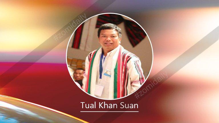 A nih veina Pinlong Khawmpi (Conference) ~ Tual Khan Suan