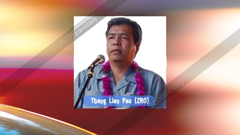 Pu Thang Lian Pau tawh holimna