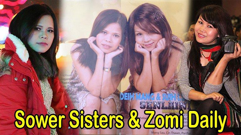 Senlai Ni Album pan Deih Mang & Suihlun (Sower Sisters)