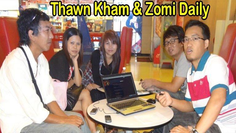 Thawn Kham & Zomi Daily tutkhop, holimna