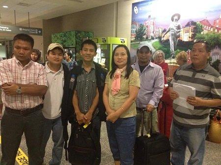 Pastor Mung Tawng te nupa cidam takin Tulsa ongtung kik