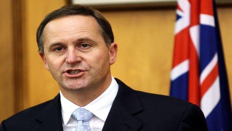 New Zealand Prime Minister in kakhawlding ci'n genkhiavat ~ ZD