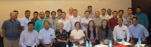 New Delhi, India ah khualzinna ~ Rev. Lang Suan Thawn
