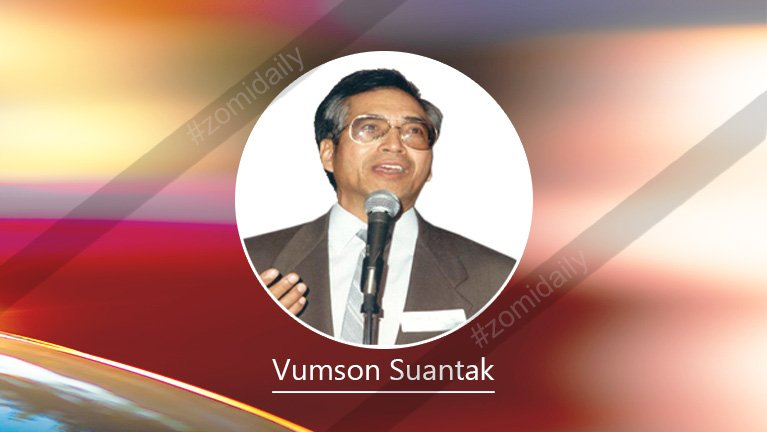 How Chin capital was moved ~ Dr. Vumson Suantak