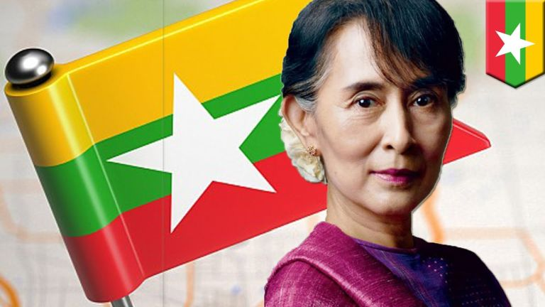 Aung San Suu Kyi leh Malaysia makaipi te IS te'n muitum in nei