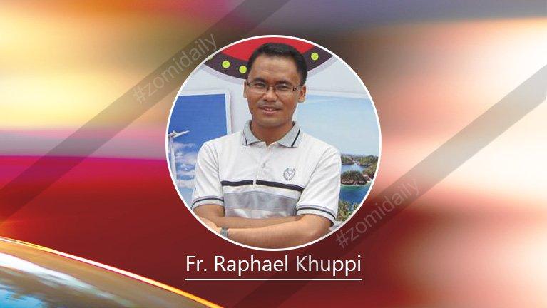 Leitung Ci na hi uh hi. (Mt 6:5) ~ Fr. Khuppi