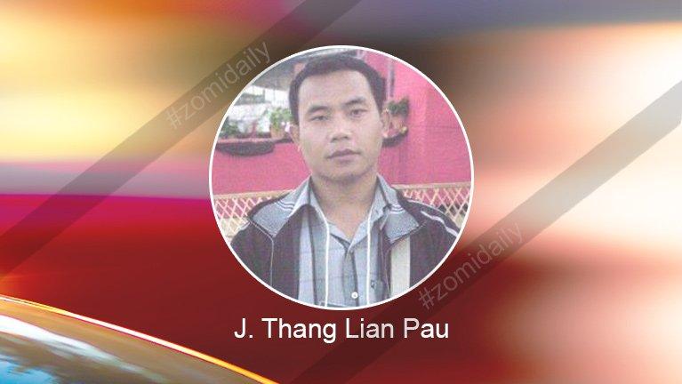 Zomi tawh kisai ka thu-up ~ J. Thang Lian Pau