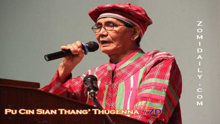 Pu Chin Sian Thang's Brief Political Biography (1961 – 2021)