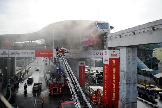 Malaysia gamsung aom Monorail meileng khat meikang
