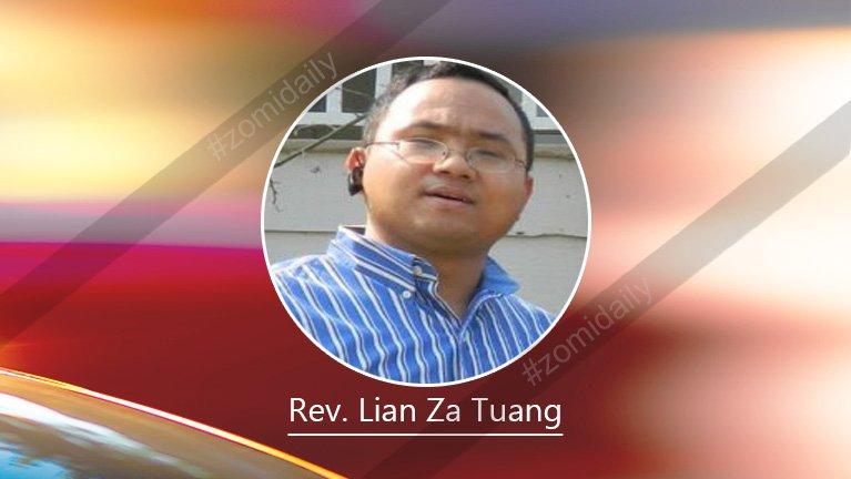 Topa minthan nading in (Matt 5:16) ~ Lian Za Tuang