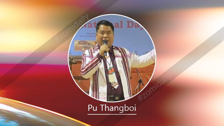 Music leh Gamvai ~ Pu Thangboi
