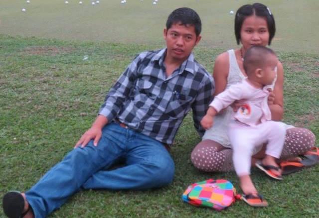 Farewell Sia Philip Khaipu and family