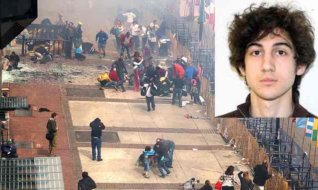 Boston Marathon ah Bomb puakkhamsakpa sihdan kipia