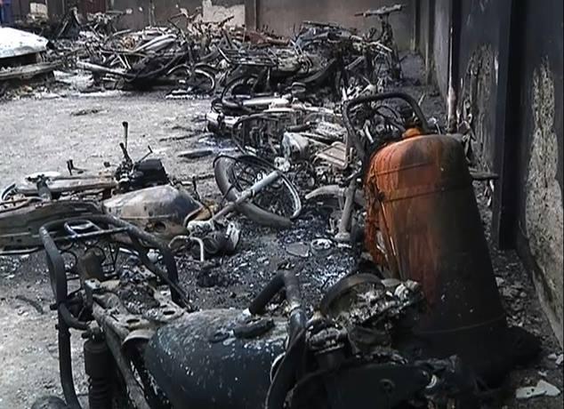 Nigeria ah Gas puakkham, mi 100 val si