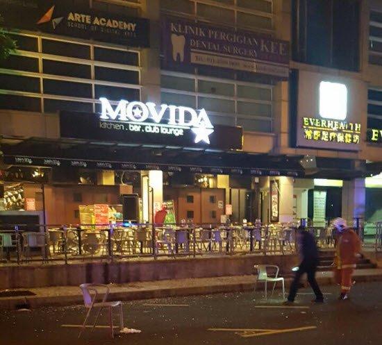 Malaysia, Puchong aom Pub khatah Bomb puakkham, mi 8 liam