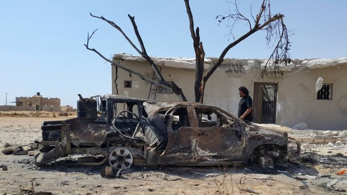 Libya ah galkapte kikaptuah, 19 si