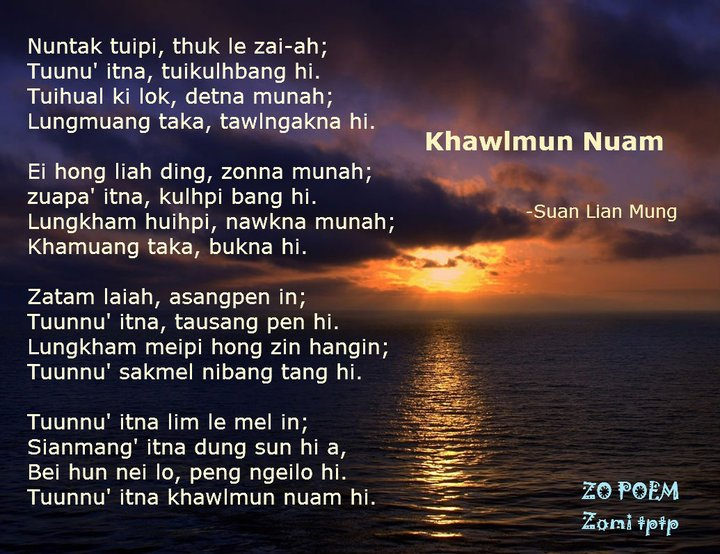 Khawlmun Nuam ~ Suan Lian Mung