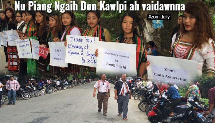 Nu Piang Ngaih Don vai: Thong ah kum 30 kiden nading