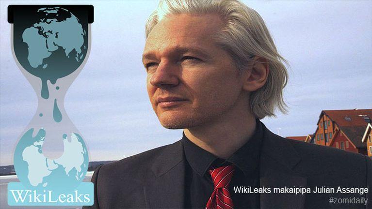 Wikileaks in DNC Staff kithahna Information pia theite tungah $20,000 piakding ciam
