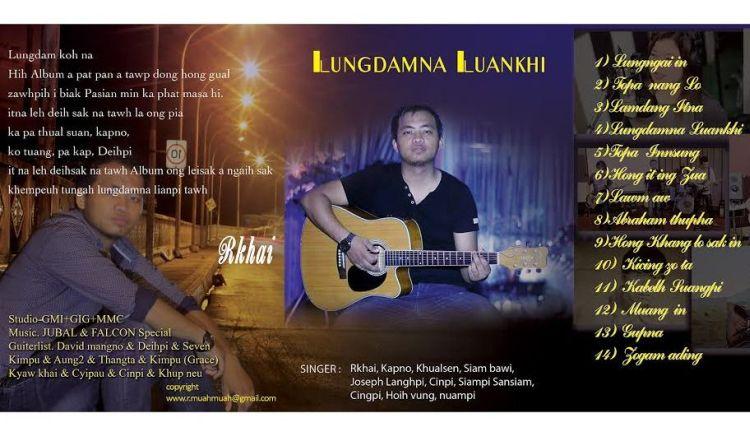 Lungdamna Luankhi Album ~ R. Khaineu