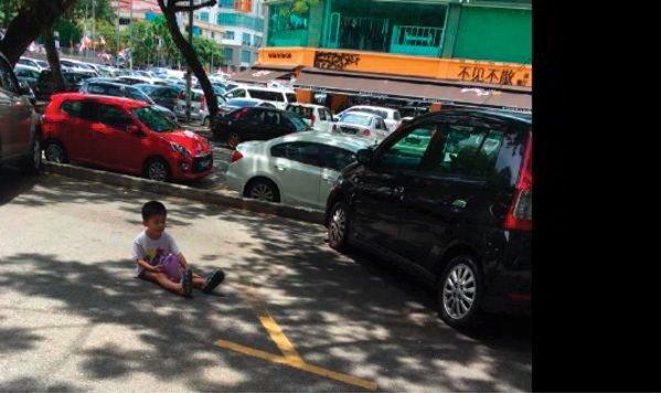 Mawtaw Parking ngahnading in anu in a taneu nisa lakah Minute 20 sung tusak ~ ZD
