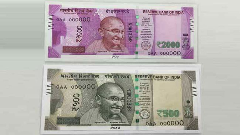 India gama Rs. 500 leh Rs. 1000 thu atheihhuai tomkhat ~ Thang Khan Lian