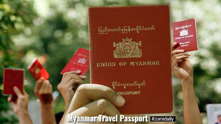 Kawlgam ah Travel Passport nam 9 in kibawlding