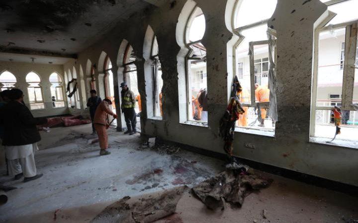 Afghanistan ah Suicide Bomb puak, mi 27 kiim si ~ TK Lian