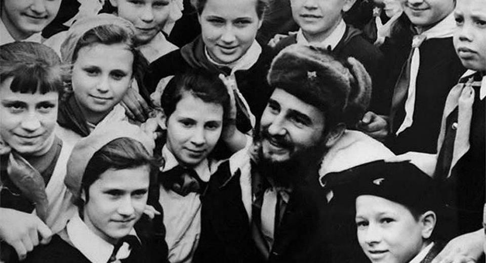 Cuba ah kilaihgawpna a piangsakpa Fidel Castro sita ~ TK Lian