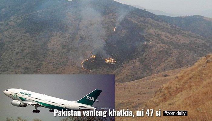 Pakistan vanleng khatkia, mi 47 si