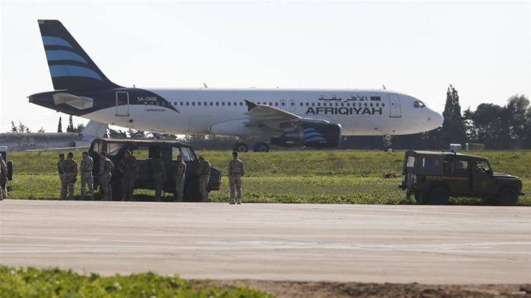 Libya vanleng A320 ki Hijack in, Malta kibawhsak ~ TK Lian