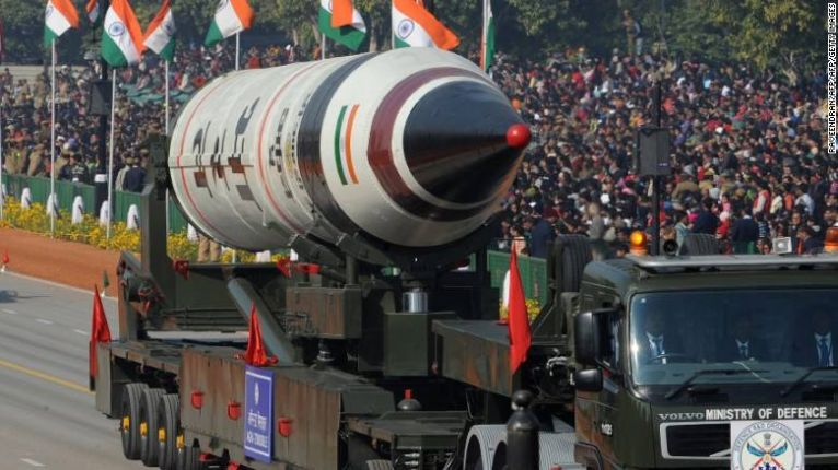 India ah ICBM Agni-V Missile asit manin China in South Asia ah Strategic Balance omsak kisam ci ~ TK Lian