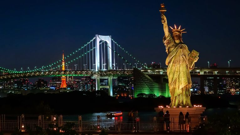 India kumpi in Statue of Liberty sanga sangzaw bawlsawm ~ TK Lian