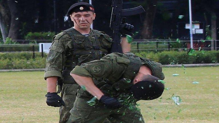 Russia in Philippines ah Tembaw nih hawhsak ~ TK Lian