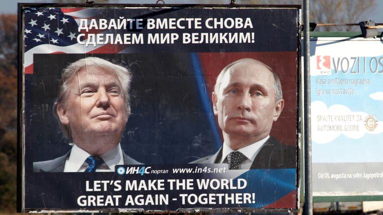 Trump in Putin gum, US in ahih khialhna hangin mi tampimah sihlawh ci ~ TK Lian
