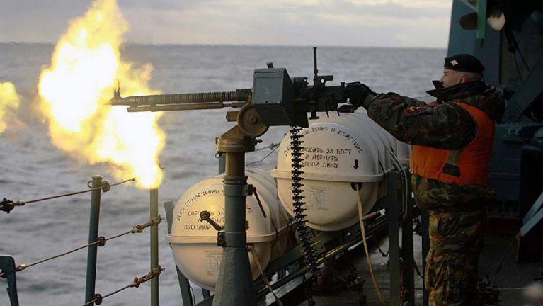 International Army War Games ah Russia te Northern Fleet tembaw zong kihelding ~ TK Lian