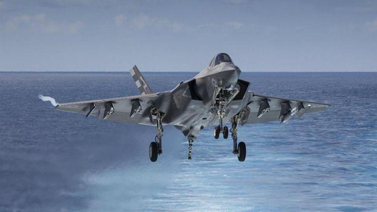 Pentagon in F-35 vanleng man akhiam manin Norway in tampi leibehsawm ~ TK Lian