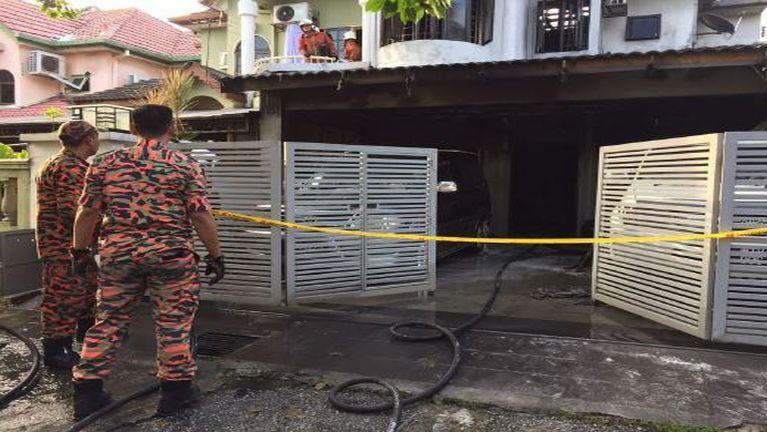 Malaysia, Subang Jaya ah innkhat meikanggawp in mi 4 si ~ ZD