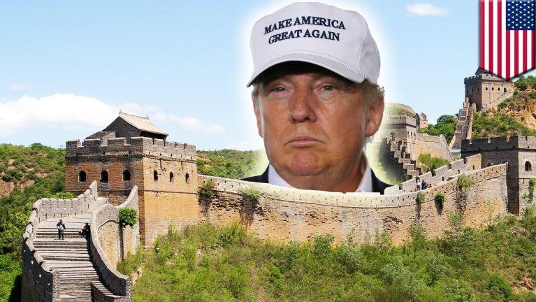 Trump in US – Mexico kulh ciannading asum kikhiam sakding ci ~ TK Lian