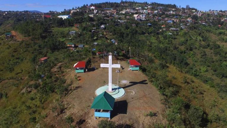 Pray for Zogam (District ngahta): Zogam ading thungen in nasep hunta ~ DK Tuang