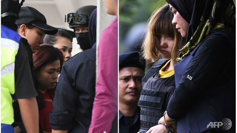 Kuala Lumpur vanlengtual sungah Kim Jong-nam athat numei 2 te thusitna kinei kikding
