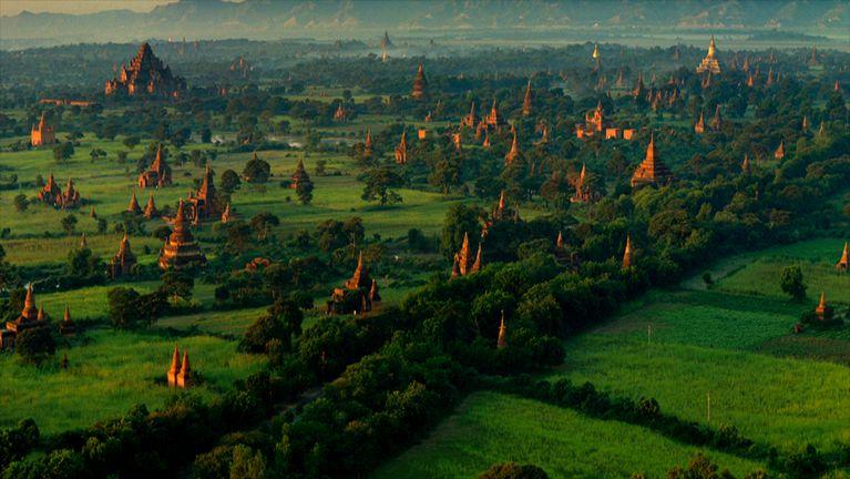 "Lonely Planet te ""Top Ten Countries"" sungah Myanmar kihel ~ ZD"