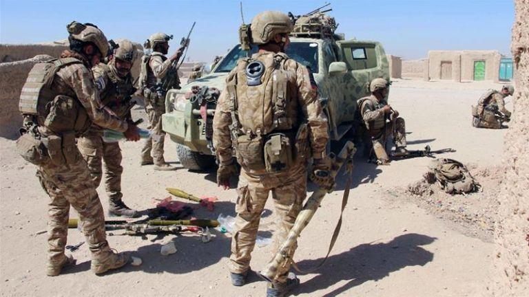Afghanistan gamsung ah US galkap mi 3 kikapliam ~ ZD