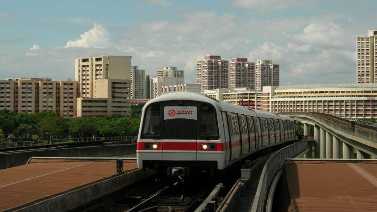 Singapore SMRT meileng lampi tungah mikhat asisa in kimu ~ ZD