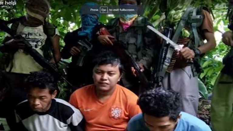IS tawh kizom thautawi te'n Hostage in amat uh Malaysia gammi 5 ki honkhia ~ ZD