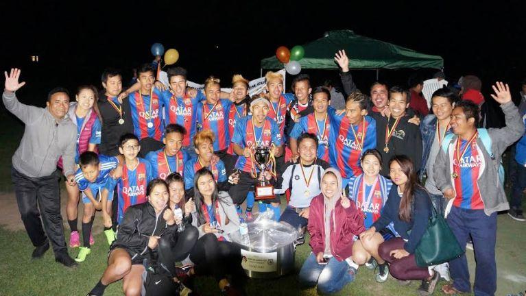 2017 kum a (4) veina Melbourne Zomi Sialsawm Soccer Tournament nuamtak kizo